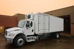 Secure Document Shredding Truck