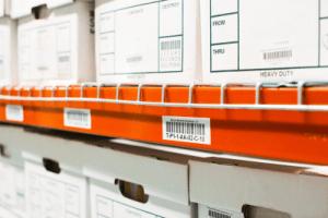 Hard Copy Paper Record Storage