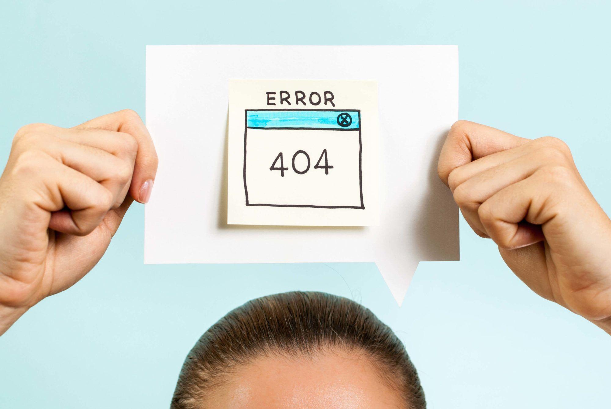 Internet error 404 page not found, digital afterlife, twitter death, Facebook death, linkedin death
