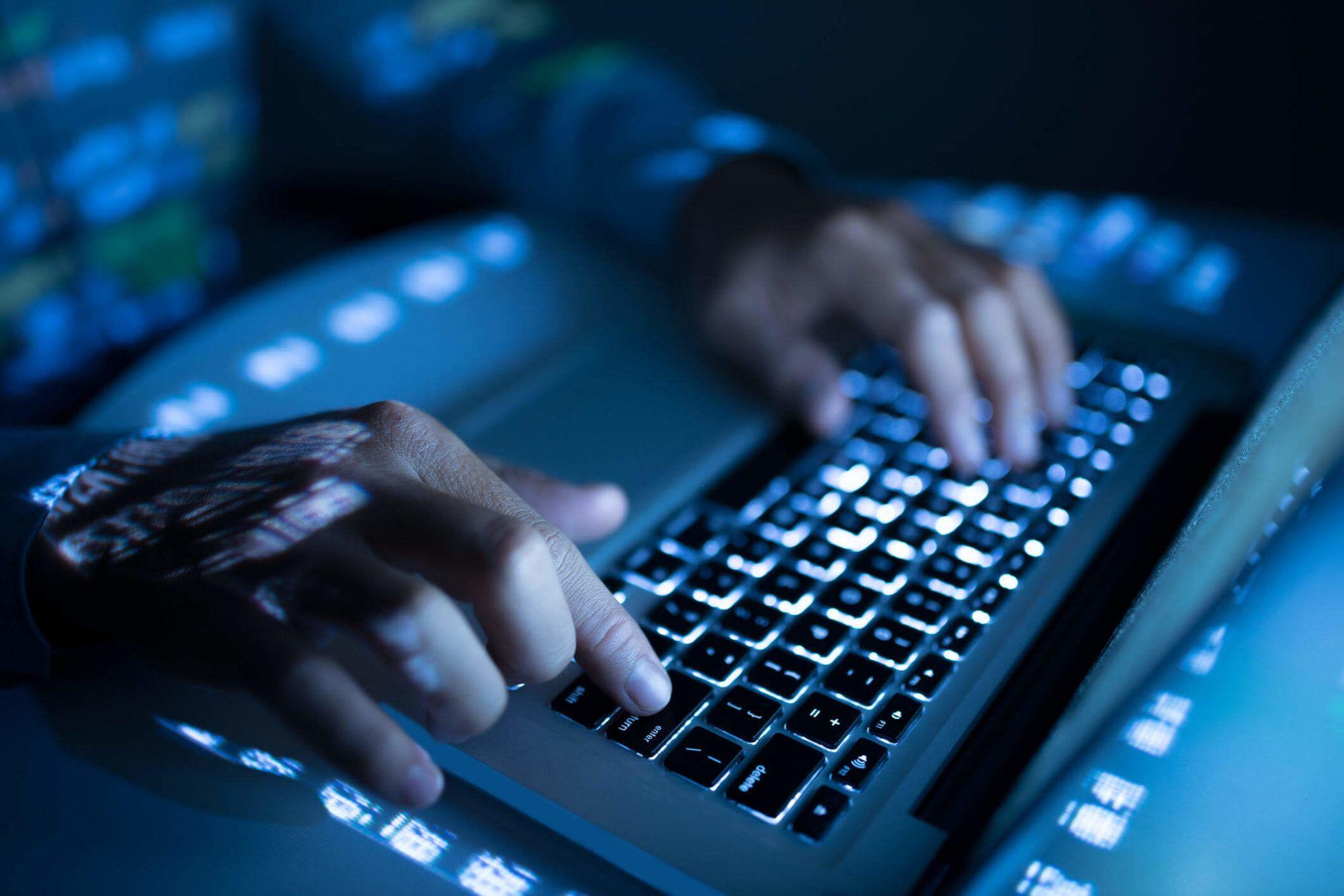 The dark net, hacker, information security, data management