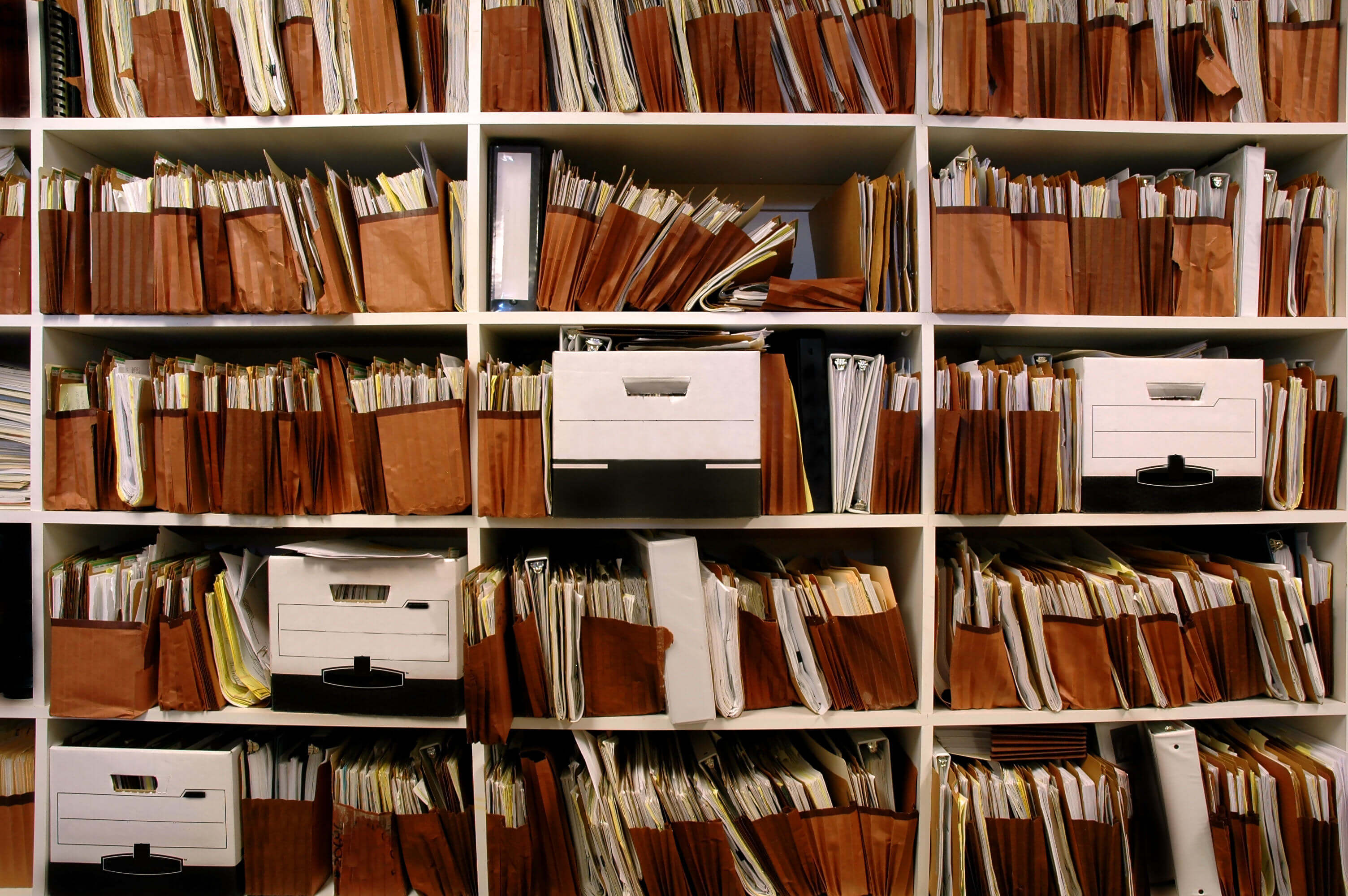 Legal Discovery Document Scanning