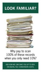 Medical Record Scanning, Scan on Demand, Medical Records, EMR, EHR, Hospital Records, Cheap Scanning