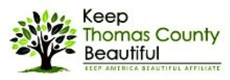 Keep Thomas County Beautiful Logo