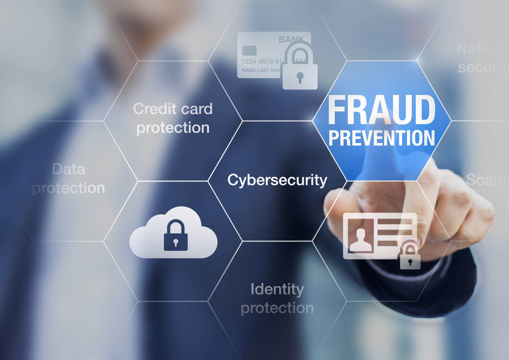 Information Security, Fraud Prevention, IT Security, Blough Tech, Data Management, Document Scanning